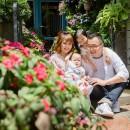 親子寫真,全家福,新竹攝影,laplay,花院子